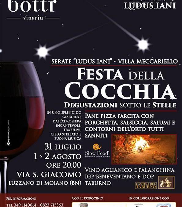 Festa della COCCHIA – Luzzano di Moiano – Benevento