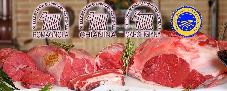 I principali Tagli di Carne Marchigiana IGP Sannio