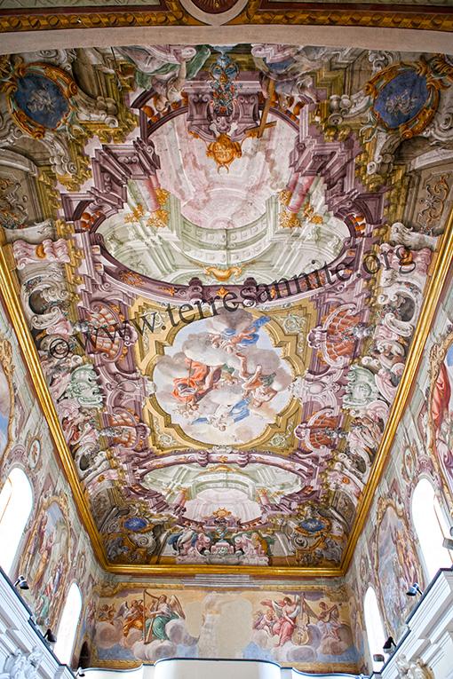 Moiano - chiesa di San Sebastiano