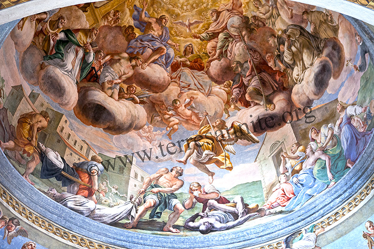 Chiesa di san Sebastiano – Moiano – Benevento