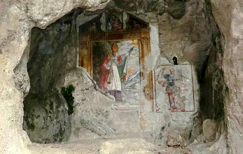 Grotta di San Simeone – Bucciano – Benevento