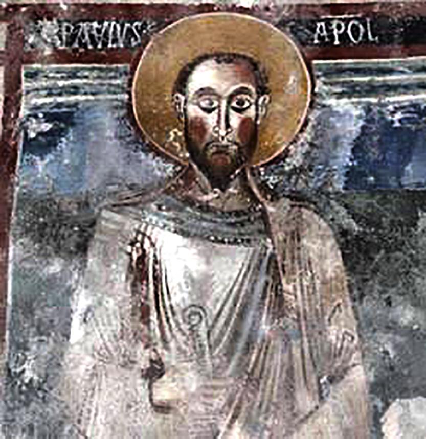 grotta dei santi Calvi Benevento Sannio 3