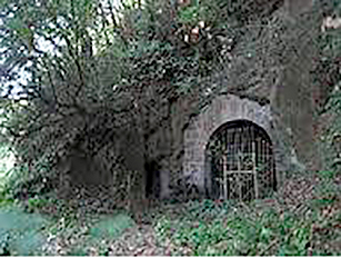 grotta dei santi Calvi Benevento Sannio