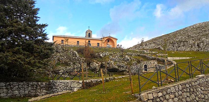 Eremo di San Menna – Vitulano – Benevento