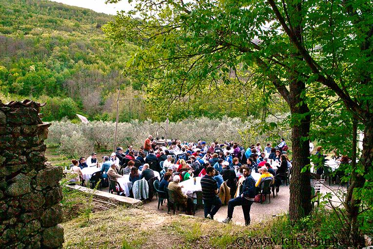 A Valle Luzzano Moiano