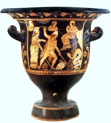 Secondo vaso Assteas ritrovato