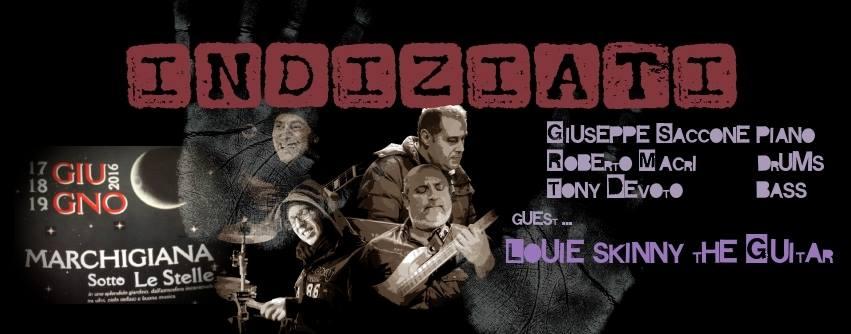 gli indiziati - marchigiana Ludus Iani Luzzano Moiano