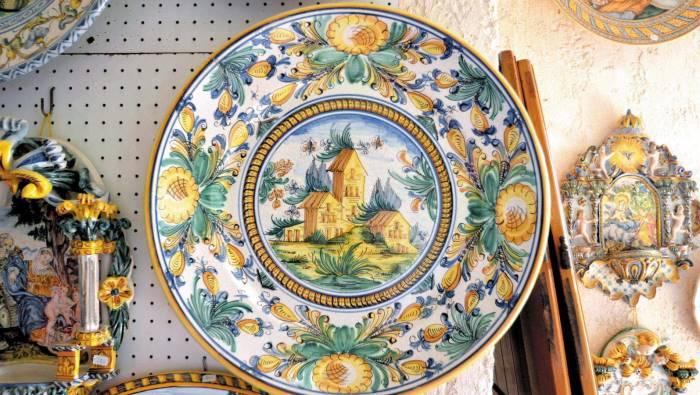 Ceramiche Artistiche di Cerreto Sannita e San Lorenzello
